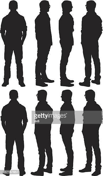 Hombre de standing