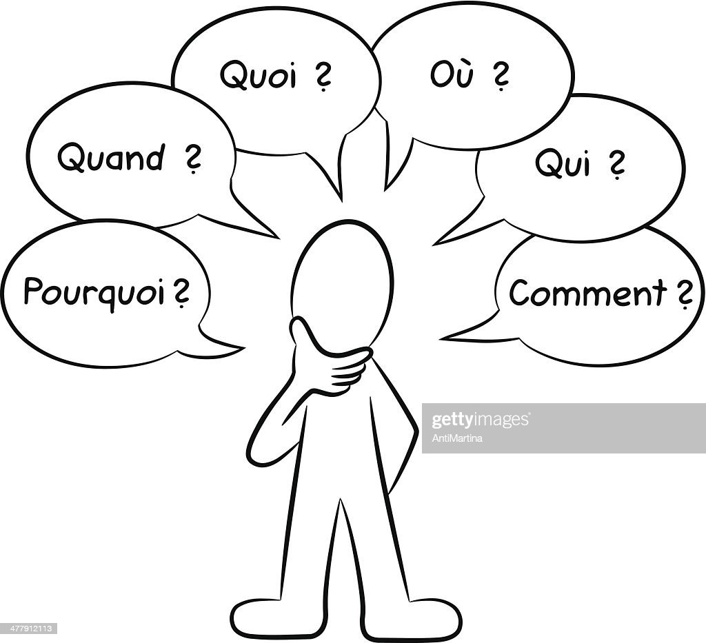 man who asks questions (in french)