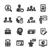 Management Icons Set - Acme Series