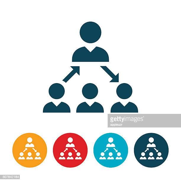 Management Workflow Icon