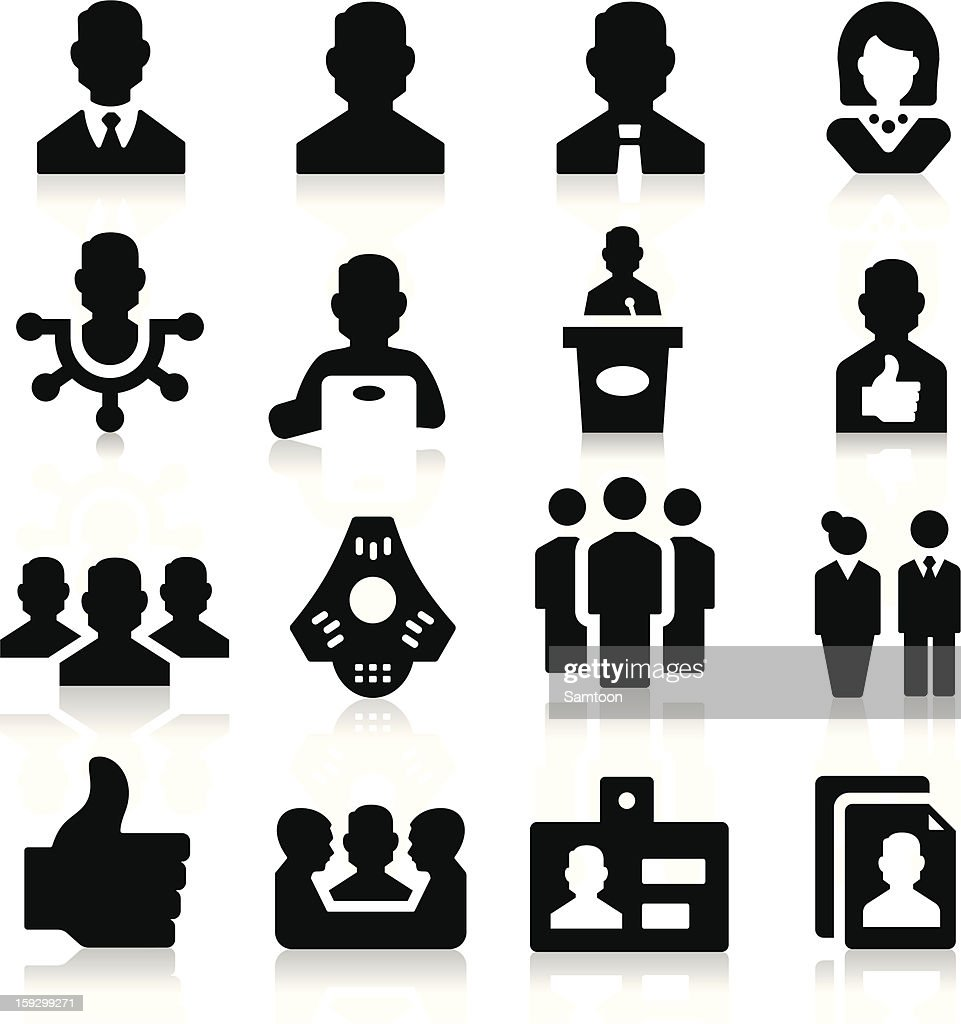 Manager Icons