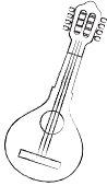 mandolin jazz instrument musical festival celebration