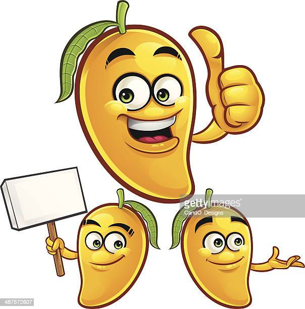 401 Mango Fruit High Res Illustrations Getty Images Student with book mango character cartoon mascot. https www gettyimages com illustrations mango fruit