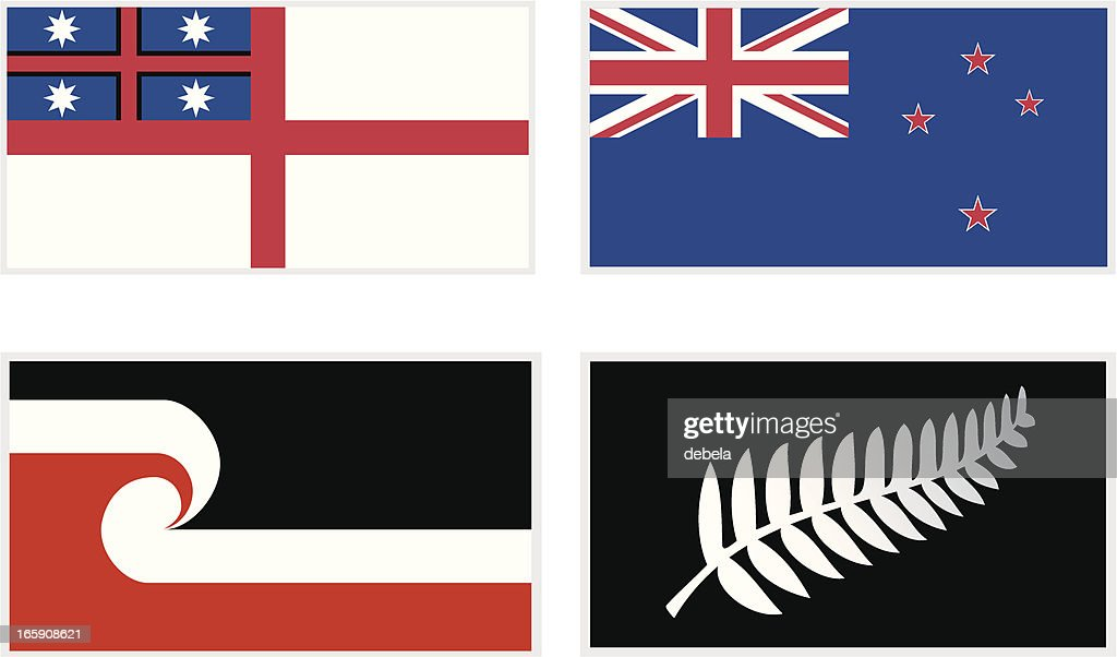 Maori Flags