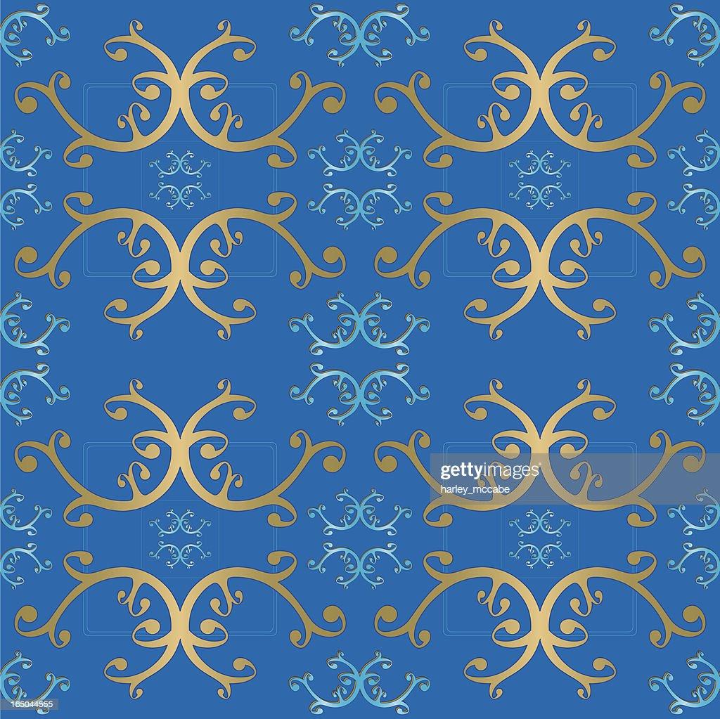 Maori Patterned Tile