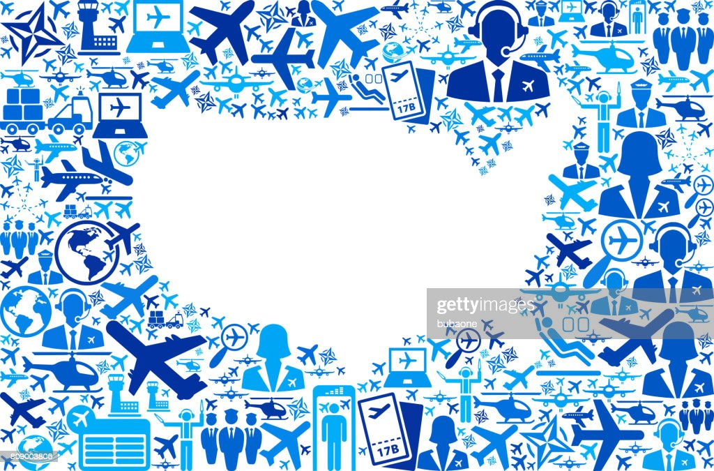 US Map Aviation and Air Planes Vector Graphic : stock illustration