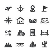 Map Icons - Acme Series