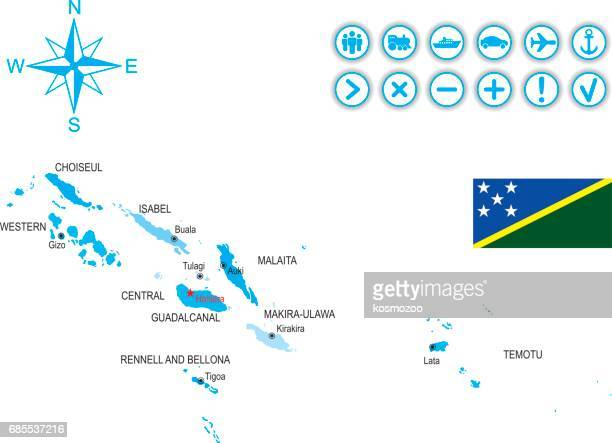 60 Top Solomon Islands Stock Illustrations, Clip art