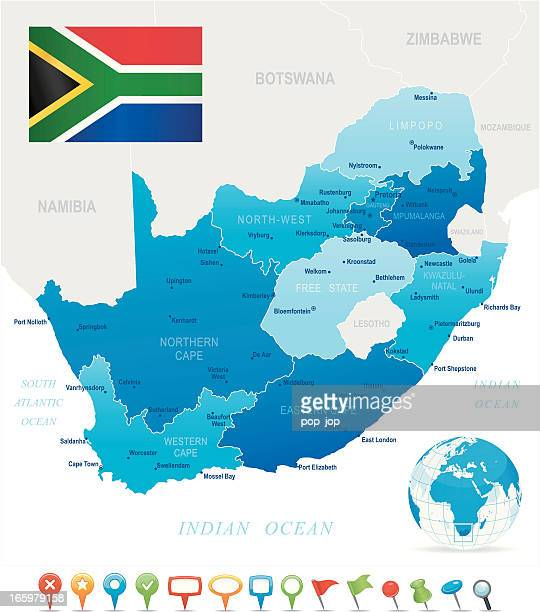 60 Top Western Cape Province Stock Illustrations, Clip art, Cartoons Cartoon Map Of South Africa on