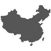Map Of The People's Republic Of China