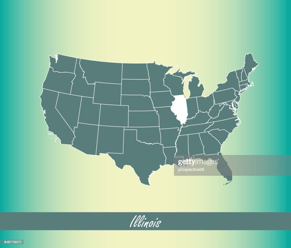 U S Map Outline Tolgjcmanagementco - Us Map With States Outlined Vector