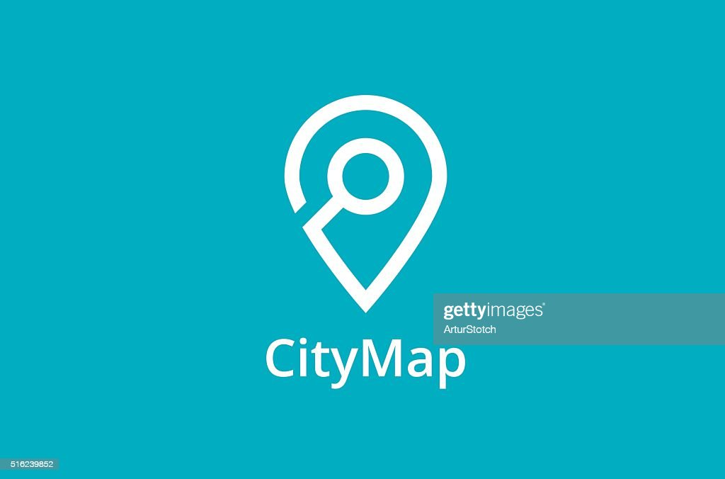 Map Point Location icon