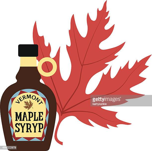 maple syrup color - maple syrup stock illustrations