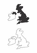 Maps of United Kingdom