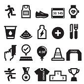 Marathon Icons