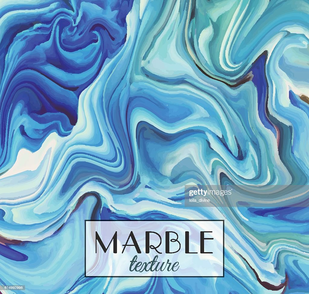 Marble texture. Vector abstract colorful background.