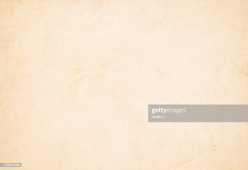 Marble Textured light colored beige vintage Paper vector illustration : stock illustration