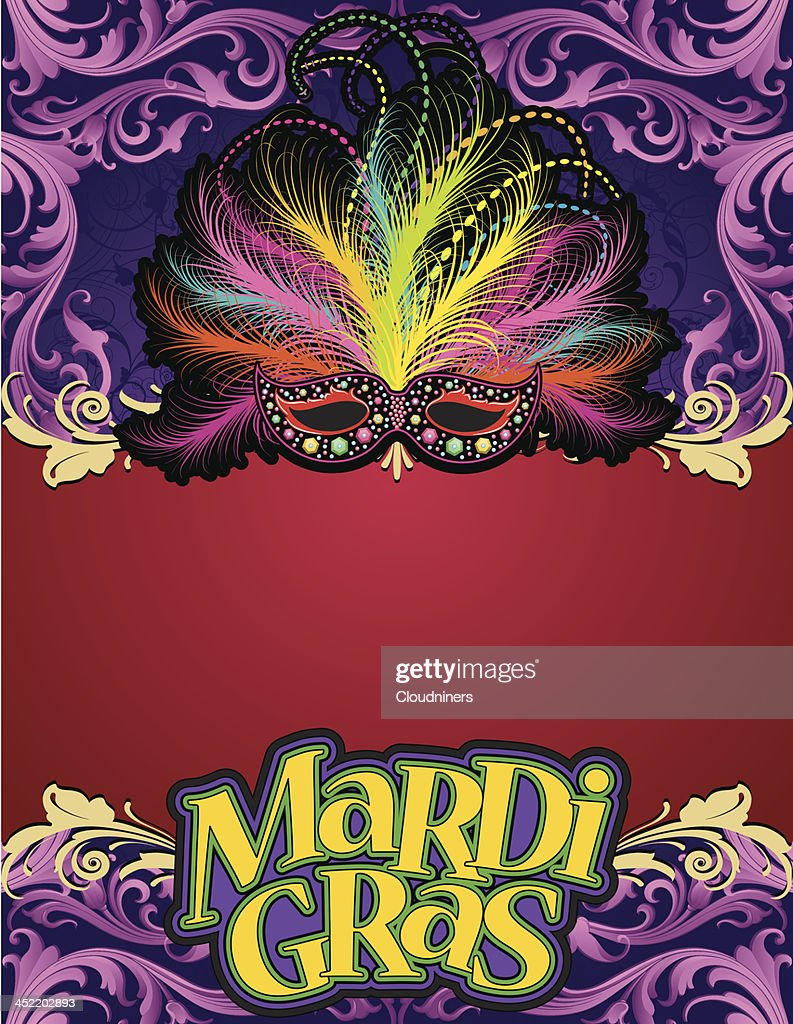 New Orleans Mardi Gras Stock Illustrations And Cartoons | Getty Images