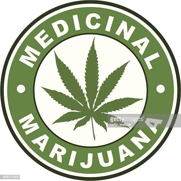 marijuana sticker - hashish stock illustrations, clip art, cartoons, & icons