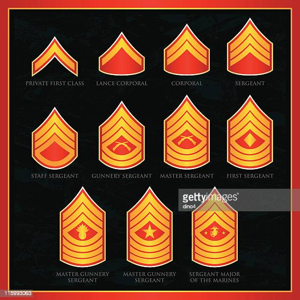 Us Marine Corps Vector Art And Graphics Getty Images
