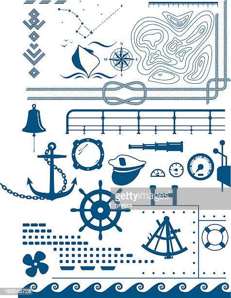 marine shapes
