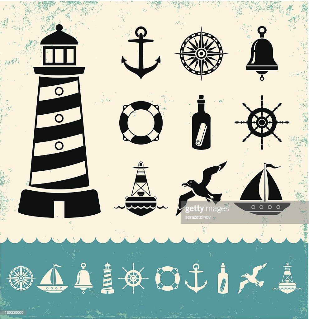 Marine symbols