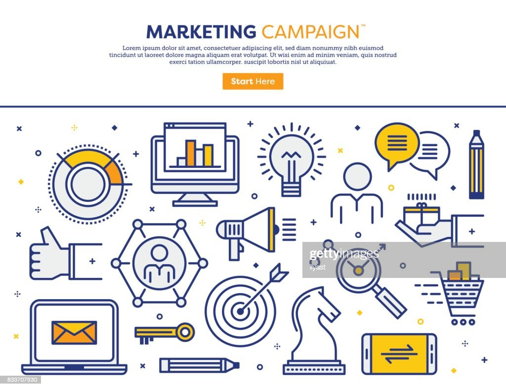 Marketing Campaign Concept