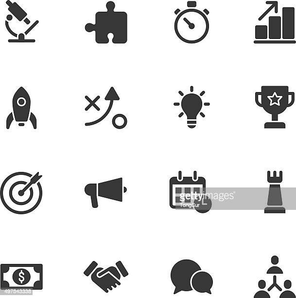 Marketing icons - Regular