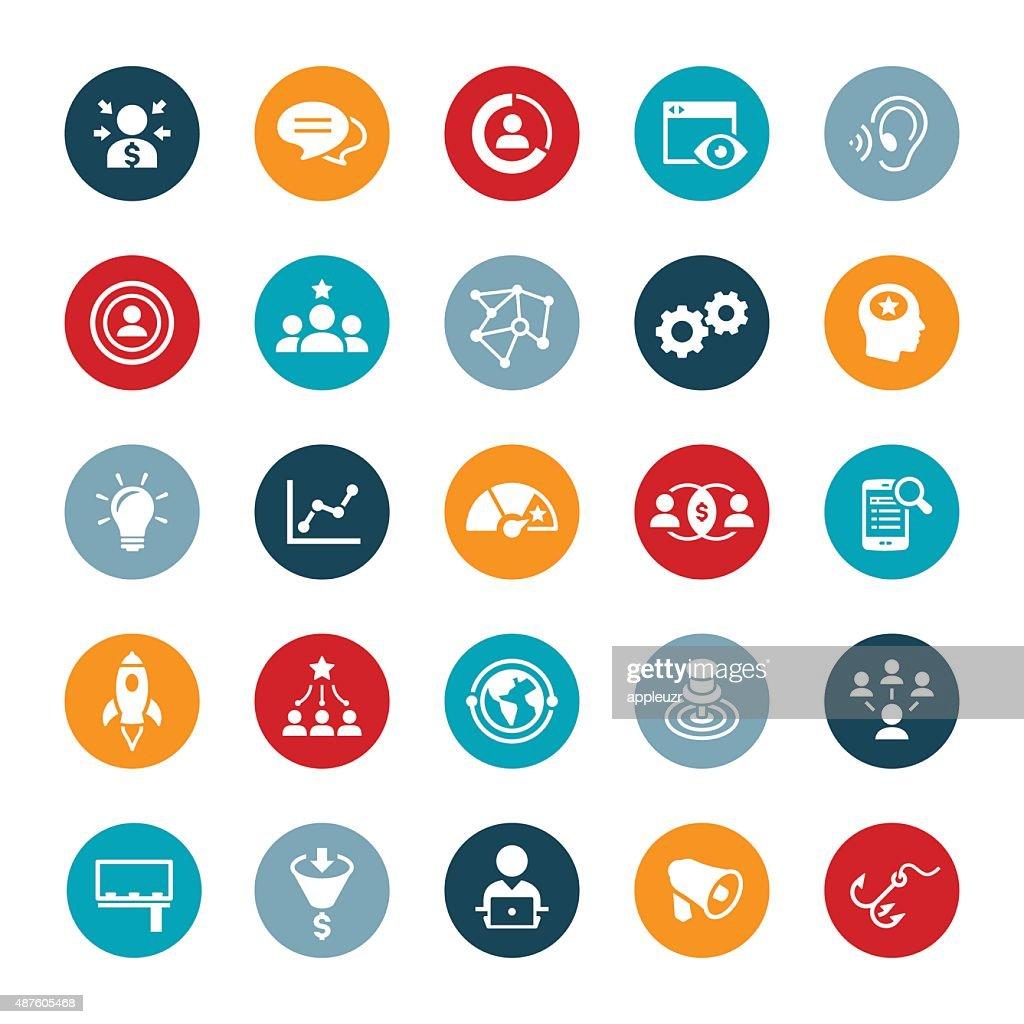 Marketing Icons