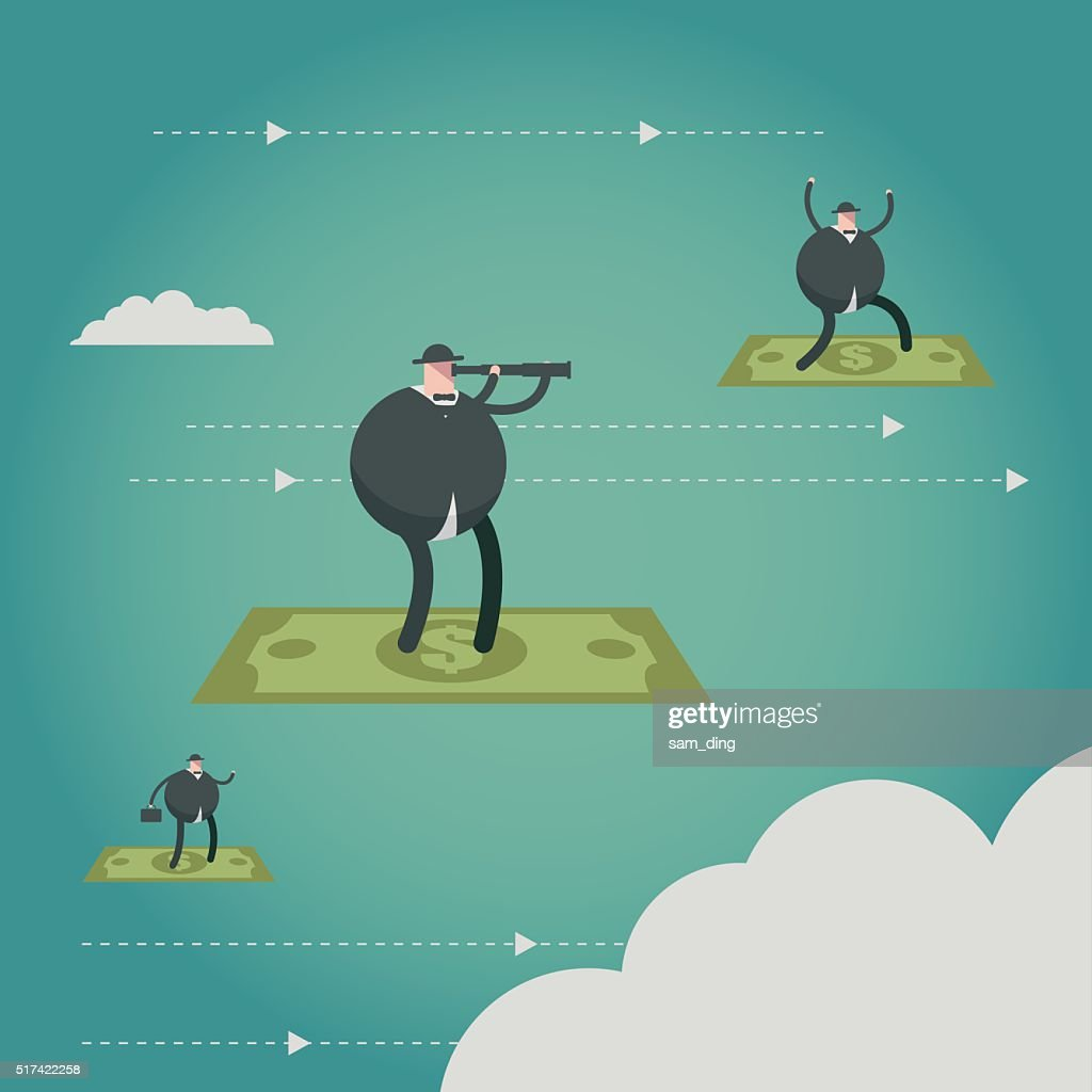 marketing : stock illustration