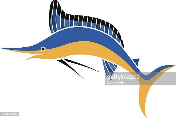marlin in color