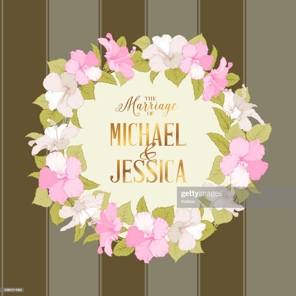 Marriage wreath