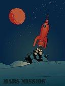 Mars Mission poster
