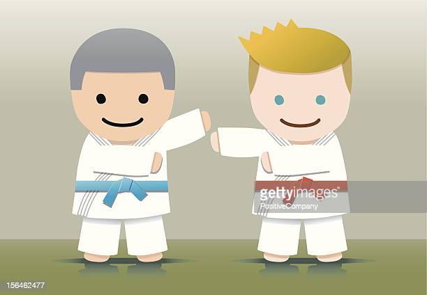 Artes marciales Boys