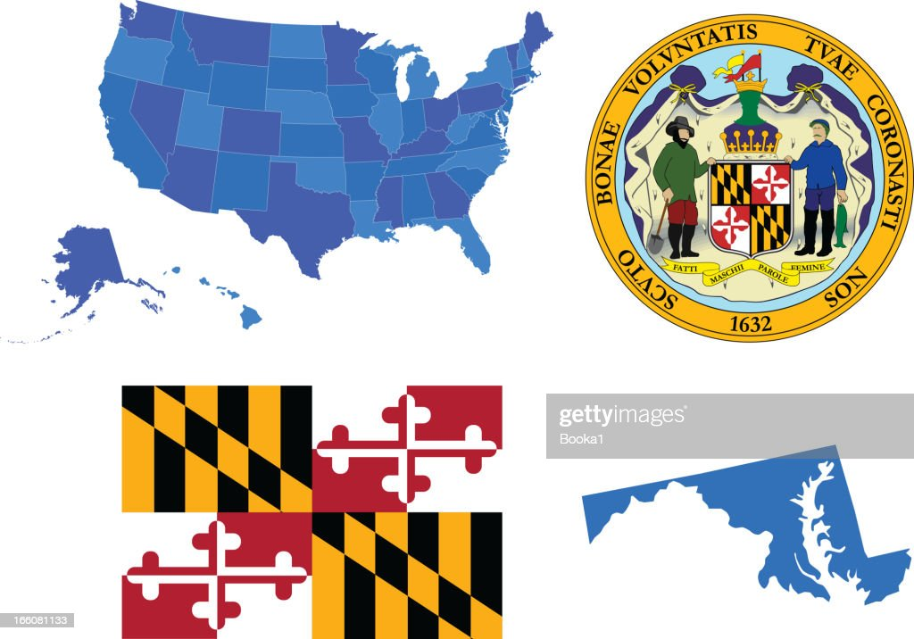 Maryland state set
