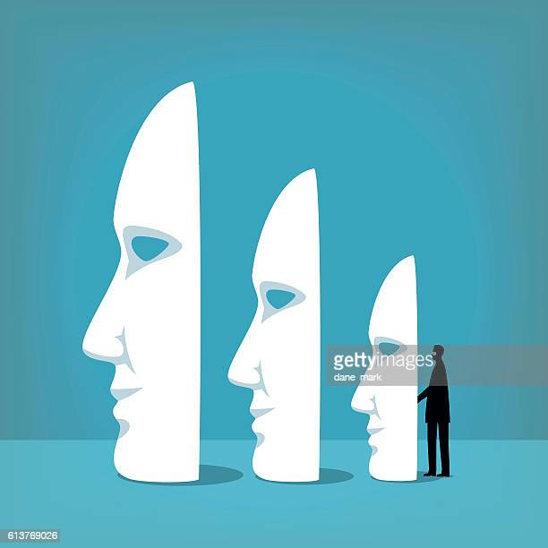 masks - verification stock illustrations, clip art, cartoons, & icons