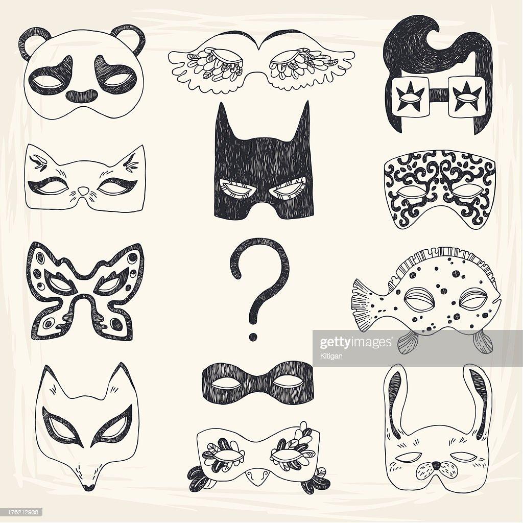 Masquerade Set