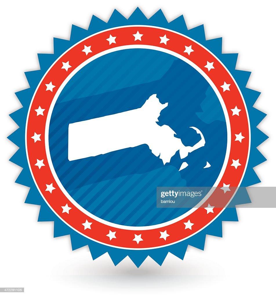 Massachusetts Badge