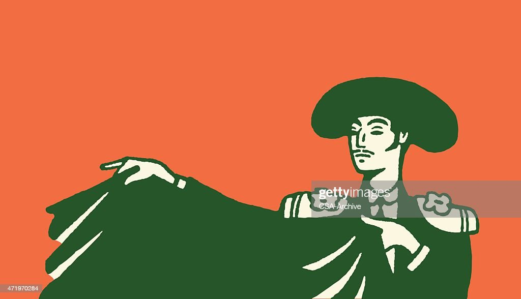 Matador : stock illustration