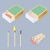 Matchbox and Matches