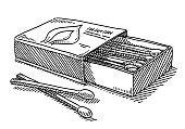 Matchbox Drawing