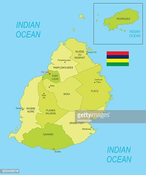 ilustrações, clipart, desenhos animados e ícones de ilhas maurício  - ilhas maurício