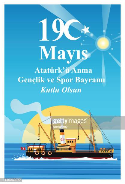 19 May Ataturk commemoration, Youth and Sports festival