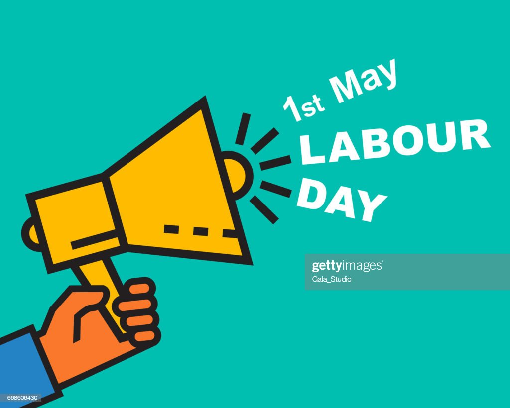 1 may labour day greeting card or background vector art getty images 1 may labour day greeting card or background vector art m4hsunfo