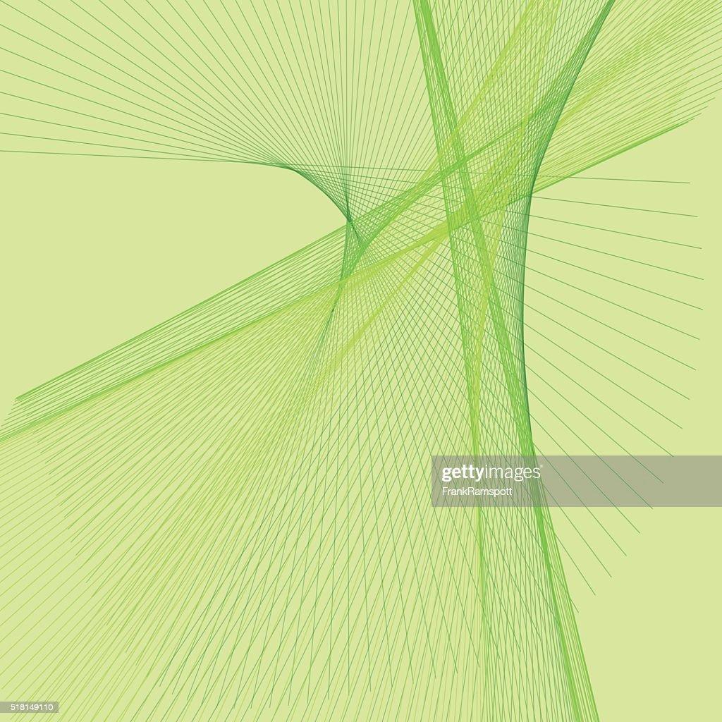 Wiese Computergenerierte-Muster : Stock-Illustration
