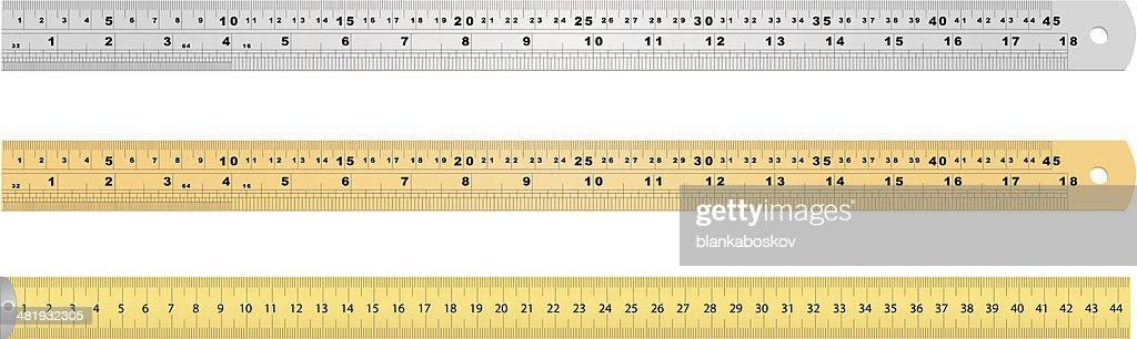 Measuring Tools : stock illustration