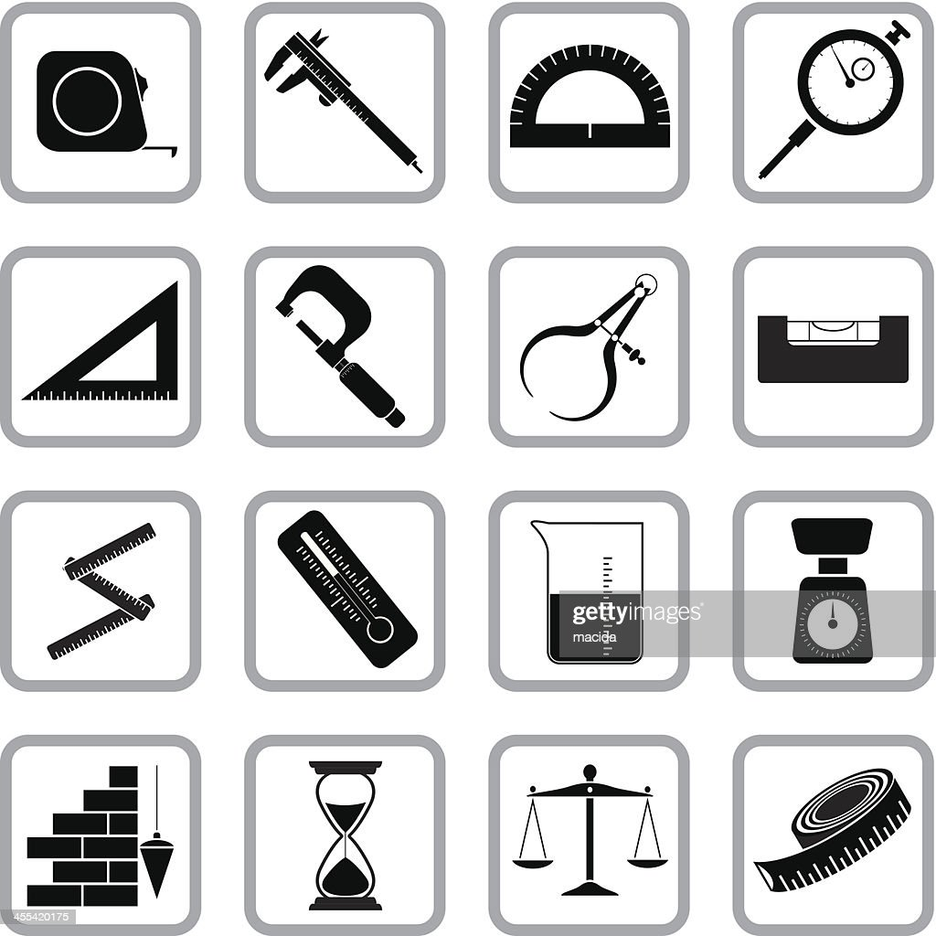 Measuring : Stock Illustration