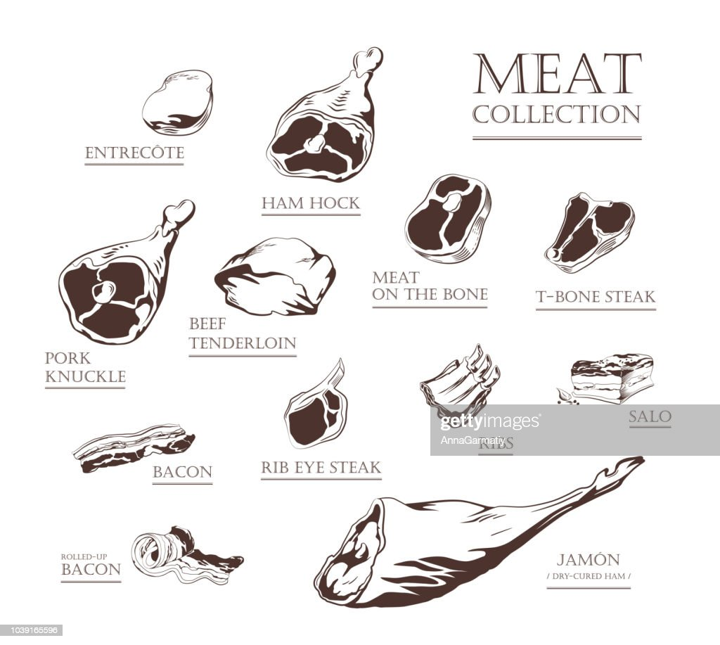 Meat Collection Big Set