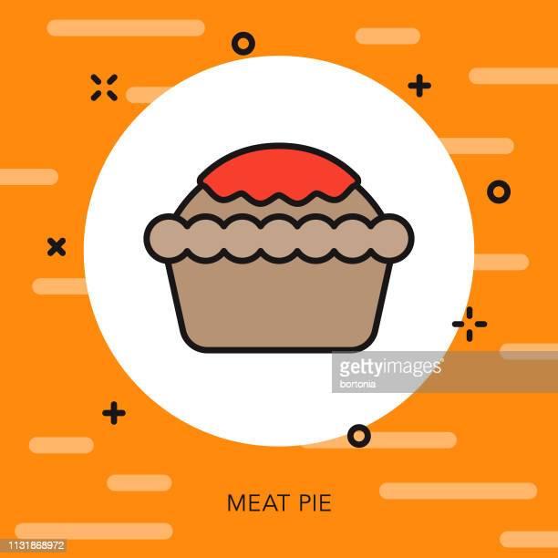 Meat Pie Australia Icon
