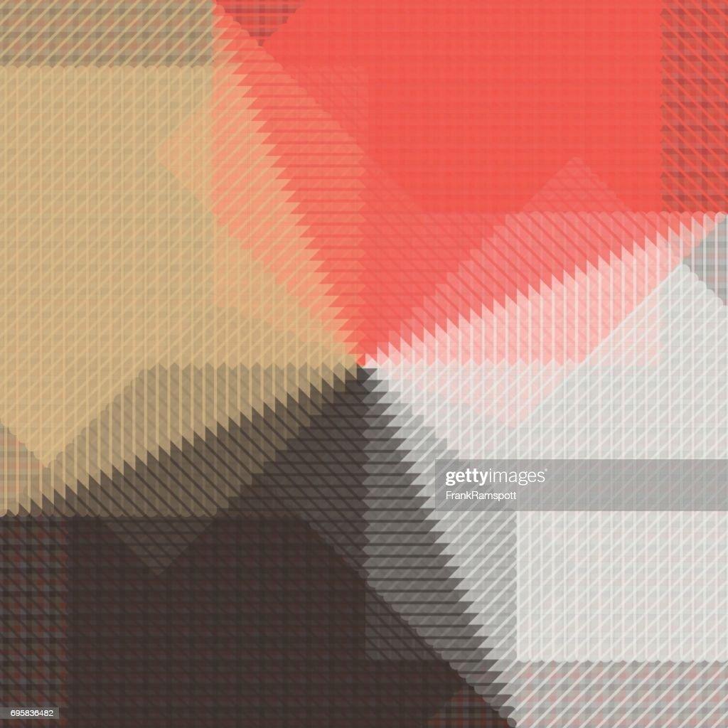 Mechaniker abstrakte grafische Vektormuster : Stock-Illustration